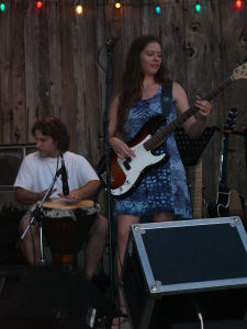Hardware Girls Music Band Jessica Blakney